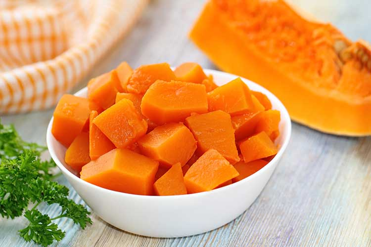 Can Dogs Eat Cooked Pumpkin